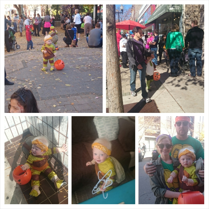 Halloween events for toddlers