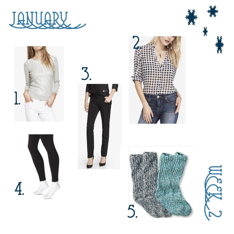Week 2, January